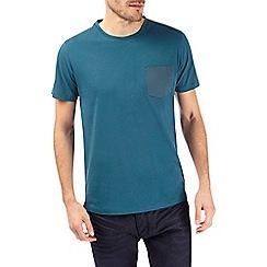 Burton - Teal premium t-shirt