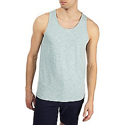 Burton - Mint textured vest