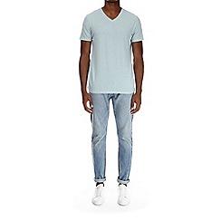 Burton - Mint v-neck t-shirt