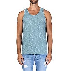 Burton - Turquoise textured vest