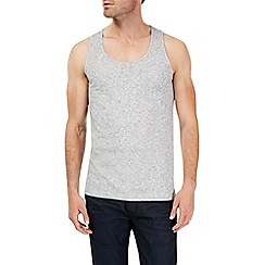 Burton - Stone textured vest