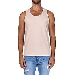 Burton - Pastel pink basic vest
