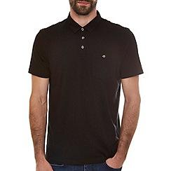 Burton - Black polo shirt