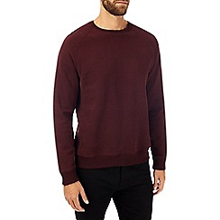 Burton - Burgundy peached sweatshirt