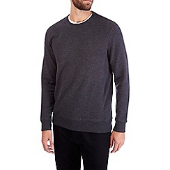 Burton - Charcoal pique sweatshirt