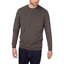 Burton - Khaki peached sweatshirt