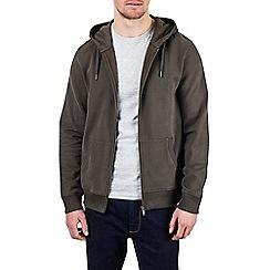 Burton - Khaki peached hoody
