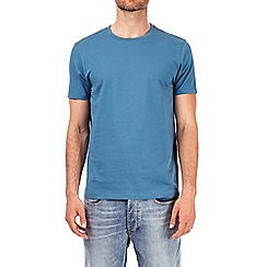 Burton - Blue ash crew neck t-shirt