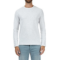 Burton - Ecru long sleeve t-shirt