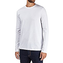 Burton - White long sleeve t-shirt