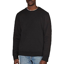 Burton - Black crew sweatshirt