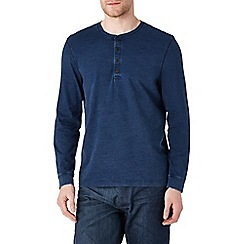 Burton - Indigo long sleeve t-shirt