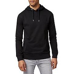 Burton - Black overhead hoodie