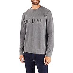 Burton - Grey deja vu sweatshirt