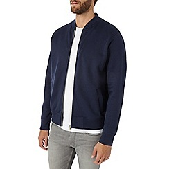 Burton - 2 pack navy and black bomber jackets