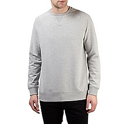 Burton - Grey crew neck sweatshirt