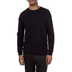 Burton - Black ottoman sweatshirt