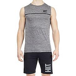 HIIT - Grey lightweight stretch vest