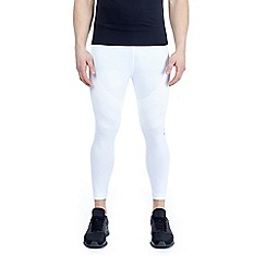 HIIT - White contour running tights