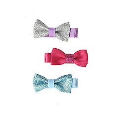 Outfit Kids - Girls' multi small bow clip set