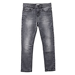 Outfit Kids - Boys' grey skinny fit jeans