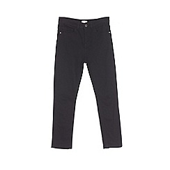 Outfit Kids - Boys' black skinny fit jeans