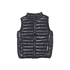 Outfit Kids - Boys' black padded gilet