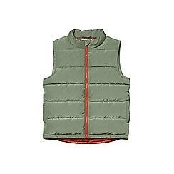 Outfit Kids - Boys' khaki padded gilet