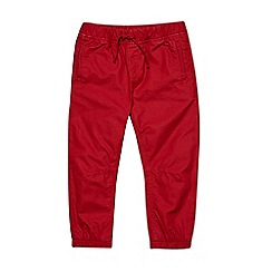 Outfit Kids - Boys' red combat trousers