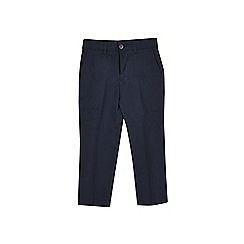 Outfit Kids - Boys' navy smart trousers