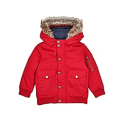 Outfit Kids - Boys' red padded jacket