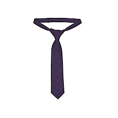 Outfit Kids - Boys' pink textured ombre tie