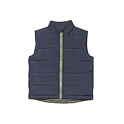 Outfit Kids - Boys' navy padded gilet