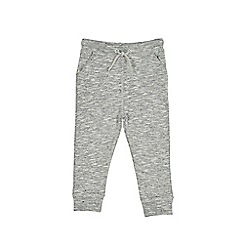 Outfit Kids - Boys' grey marl joggers