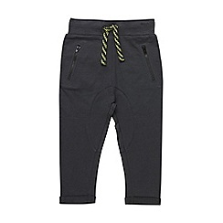 Outfit Kids - Boys' grey drop crotch joggers