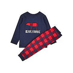 Outfit Kids - Boys'  'Bearly Awake' pyjama set