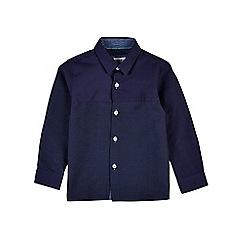 Outfit Kids - Boys' navy long sleeve smart shirt
