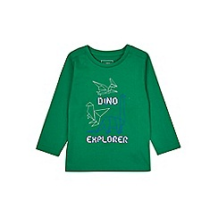 Outfit Kids - Boys' green long sleeve t-shirt
