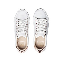 Outfit Kids - Girls' white low top shoes