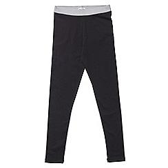 Outfit Kids - Girls' black leggings
