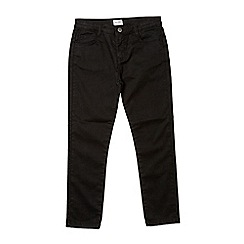 Outfit Kids - Girls' black skinny fit jeans