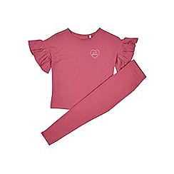 Outfit Kids - 2 pack girls' pink tees