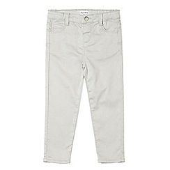Outfit Kids - Girls' grey stretch skinny fit jeans