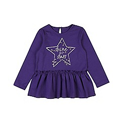 Outfit Kids - Girls' electric blue top
