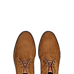 Burton - Tan marcel desert boots