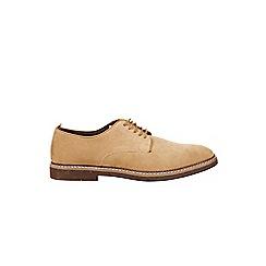 Burton - Beige desert shoes