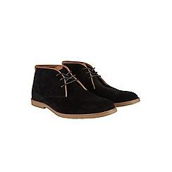 Burton - Black desert boots