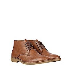 Burton - Tan desert boots