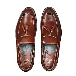 Burton - Montague burton brown loafers