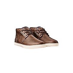 Burton - Grey chukka boots